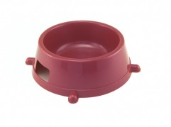 Bowl 2 - dog, cat, plastic - Essenti Enterprises, LLC - importer, exporter, supplier, distributor of pet products
