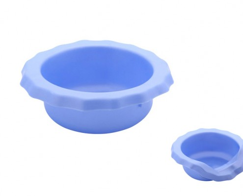 Foldable Travel Bowl 1 - dog, cat, rubber - Essenti Enterprises, LLC - importer, exporter, supplier, distributor of pet products