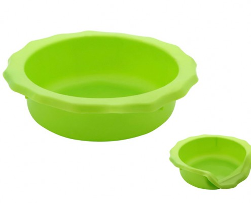 Foldable Travel Bowl 2 - dog, cat, rubber - Essenti Enterprises, LLC - importer, exporter, supplier, distributor of pet products