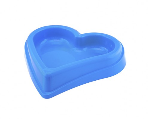 Heart Shaped Bowl - large - dog - Essenti Enterprises, LLC - importer, exporter, supplier, distributor of pet products