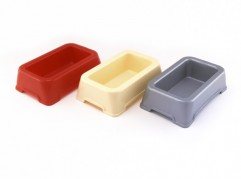 Small Pet Bowl - plastic - Essenti Enterprises, LLC - importer, exporter, supplier, distributor of pet products