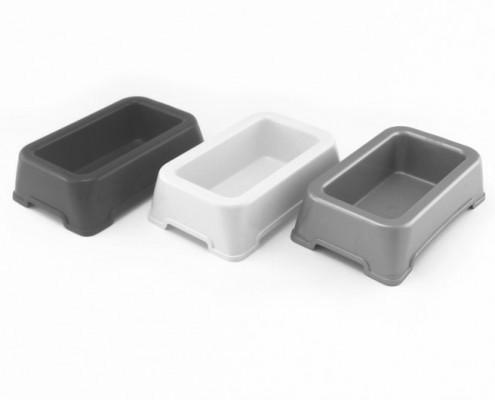 Small Pet Bowl - plastic - Essenti Enterprises, LLC - importer, exporter, supplier, distributor of pet products