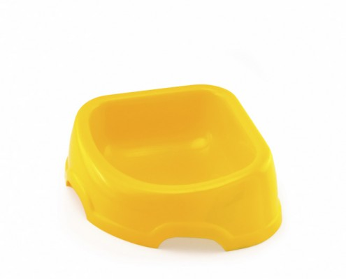 Triangular Bowl - dog, plastic - Essenti Enterprises, LLC - importer, exporter, supplier, distributor of pet products