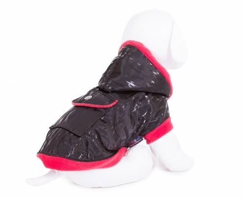 Hooded Dog Jacket - KZK10 - dog clothing, dog apparel, dog clothes - Essenti Enterprises, LLC - importer, exporter, supplier, distributor of pet products