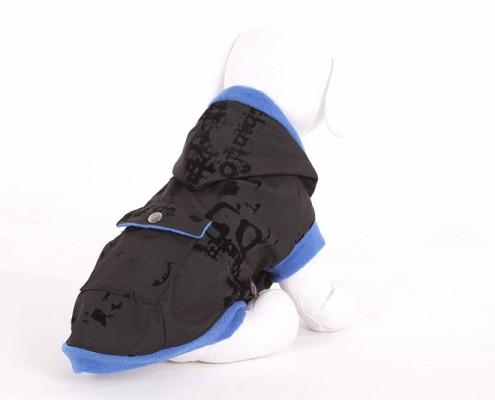 Hooded Dog Jacket - KZK11 - dog clothing, dog apparel, dog clothes - Essenti Enterprises, LLC - importer, exporter, supplier, distributor of pet products
