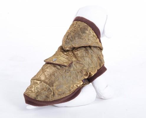 Hooded Dog Jacket - KZK12 - dog clothing, dog apparel, dog clothes - Essenti Enterprises, LLC - importer, exporter, supplier, distributor of pet products