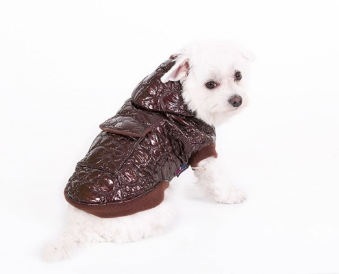 Hooded Dog Jacket - KZK13 - dog clothing, dog apparel, dog clothes - Essenti Enterprises, LLC - importer, exporter, supplier, distributor of pet products