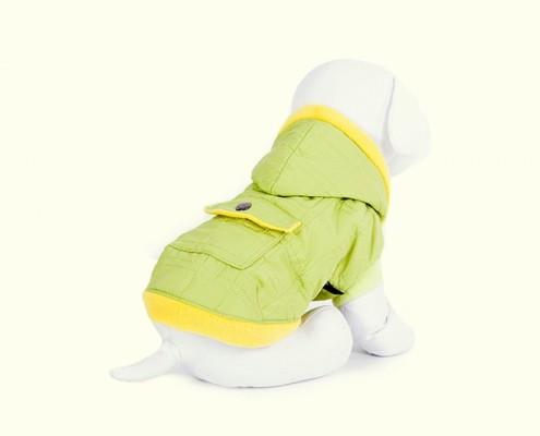 Hooded Dog Jacket - KZK6 - dog clothing, dog apparel, dog clothes - Essenti Enterprises, LLC - importer, exporter, supplier, distributor of pet products
