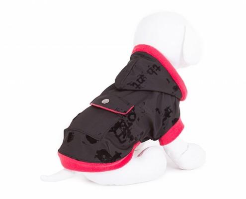 Hooded Dog Jacket - KZK7 - dog clothing, dog apparel, dog clothes - Essenti Enterprises, LLC - importer, exporter, supplier, distributor of pet products