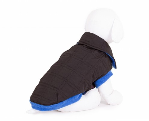 Collar Dog Jacket - KK08 - dog clothing, dog apparel, dog clothes - Essenti Enterprises, LLC - importer, exporter, supplier, distributor of pet products