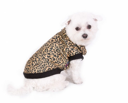 Collar Dog Jacket - KK09 - dog clothing, dog apparel, dog clothes - Essenti Enterprises, LLC - wholesaler, supplier, distributor of pet products