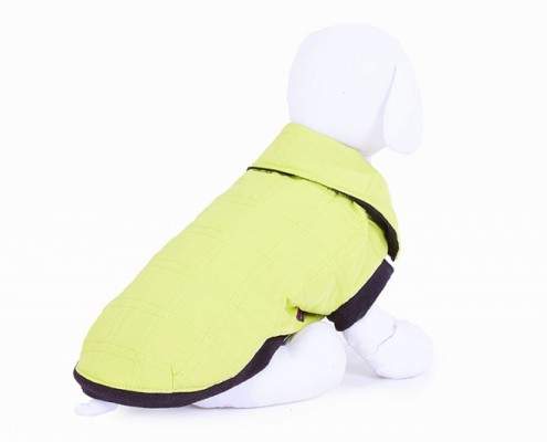 Collar Dog Jacket - KK2 - dog clothing, dog apparel, dog clothes - Essenti Enterprises, LLC - importer, exporter, supplier, distributor of pet products
