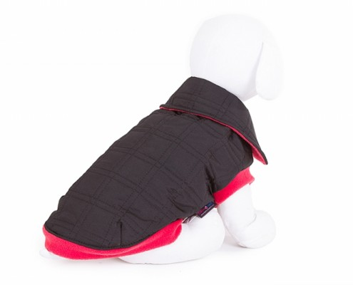Collar Dog Jacket - KK3 - dog clothing, dog apparel, dog clothes - Essenti Enterprises, LLC - importer, exporter, supplier, distributor of pet products