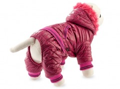 Dog suit with faux fur - dog apparel, fashion winter dog clothes - Essenti Enterprises, LLC - dog supplies, wholesale distributor of pet products (2)