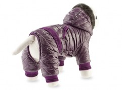 Dog suit with faux fur - dog apparel, fashion winter dog clothes - Essenti Enterprises, LLC - dog supplies, wholesale distributor of pet products (6)
