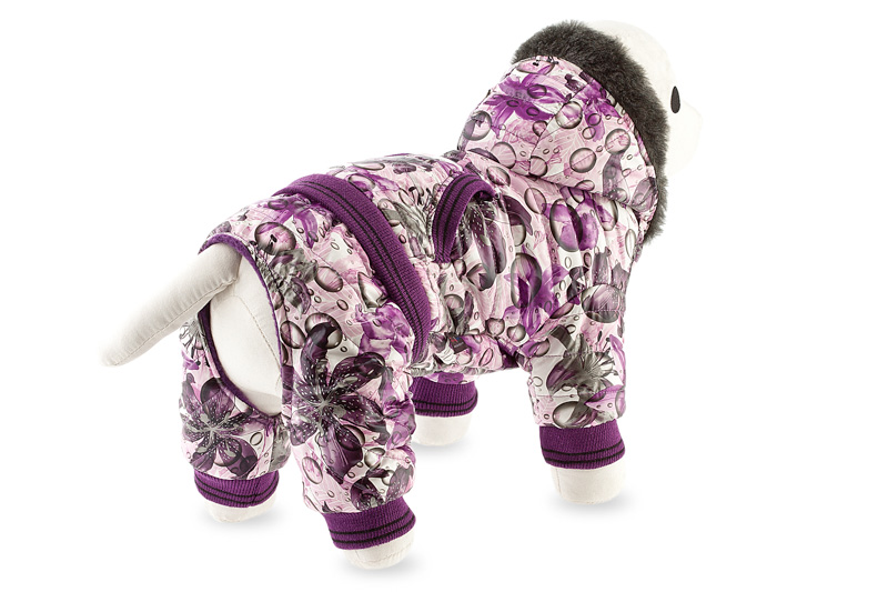 Dog suit with faux fur - dog apparel, fashion winter dog clothes - Essenti Enterprises, LLC - dog supplies, wholesale distributor of pet products (7)