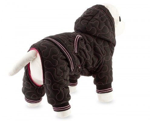Dog suit with pocket - dog apparel, fashion winter dog clothes - Essenti Enterprises, LLC - dog accessories, wholesale distributor of pet products (10)