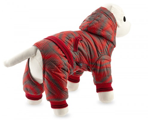 Dog suit with pocket - dog apparel, fashion winter dog clothes - Essenti Enterprises, LLC - dog accessories, wholesale distributor of pet products (12)