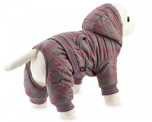 Dog suit with pocket - dog apparel, fashion winter dog clothes - Essenti Enterprises, LLC - dog accessories, wholesale distributor of pet products (13)