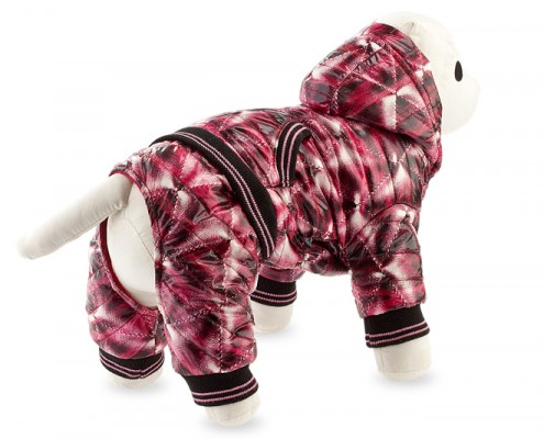 Dog suit with pocket - dog apparel, fashion winter dog clothes - Essenti Enterprises, LLC - dog accessories, wholesale distributor of pet products (14)