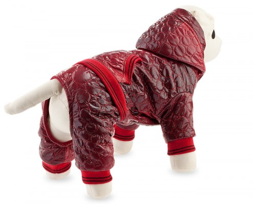 Dog suit with pocket - dog apparel, fashion winter dog clothes - Essenti Enterprises, LLC - dog accessories, wholesale distributor of pet products (2)