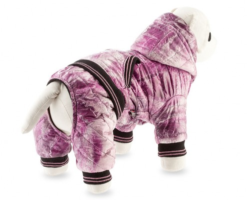 Dog suit with pocket - dog apparel, fashion winter dog clothes - Essenti Enterprises, LLC - dog accessories, wholesale distributor of pet products (4)