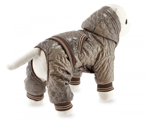 Dog suit with pocket - dog apparel, fashion winter dog clothes - Essenti Enterprises, LLC - dog accessories, wholesale distributor of pet products (5)