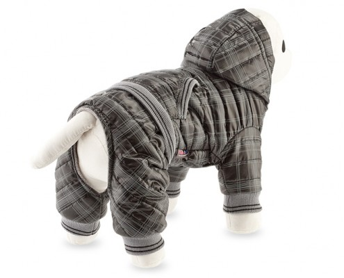 Dog suit with pocket - dog apparel, fashion winter dog clothes - Essenti Enterprises, LLC - dog accessories, wholesale distributor of pet products (7)