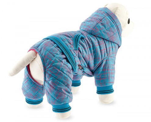 Dog suit with pocket - dog apparel, fashion winter dog clothes - Essenti Enterprises, LLC - dog accessories, wholesale distributor of pet products (8)