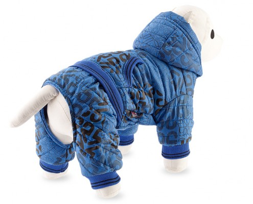 Dog suit with pocket - dog apparel, fashion winter dog clothes - Essenti Enterprises, LLC - dog accessories, wholesale distributor of pet products (9)