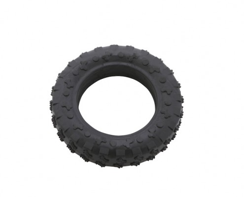 Tire 10cm - scented solid rubber pet toy - dog - eco friendly - Essenti Enterprises, LLC - importer, exporter, supplier, distributor of pet products